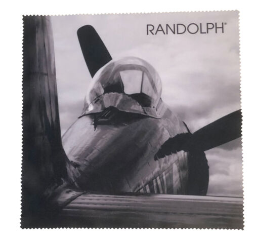 Randolph Engineering Accessory Lens Cleaning Cloth Airplane Image