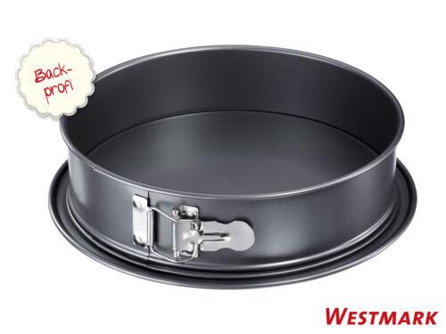 Westmark Springform BACK-Professionnel 26 cm Moule anti-adhérent enduit