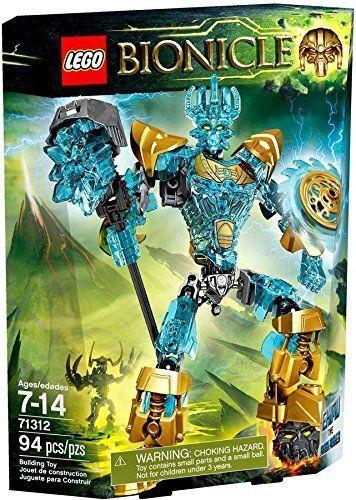 Lego Bionicle Ekimu the mask maker NEW AND SEALED set set set 71312  84dc16