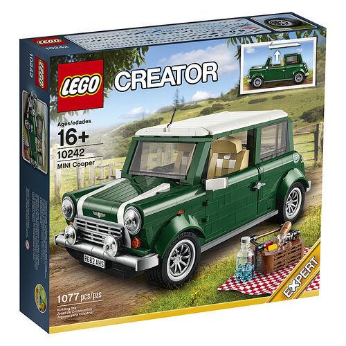 Lego creator - experte mini cooper 10242 neue besiegelt wurde