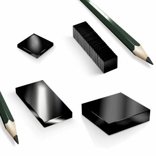 Neodym Magnete Quader N45 SCHWARZ NdFeB 250KG 300KG 380KG 400KG 750KG 800KG