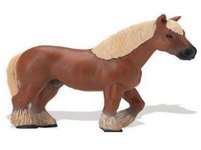 Action Figures Animals & Dinosaurs New Fashion Jütländer Horse 13 Cm Series Horses Safari Ltd 234229 For Fast Shipping