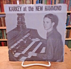 Details about Karkey Karkalits at the New Hammond Organ Florida School For  The Blind 45 rpm