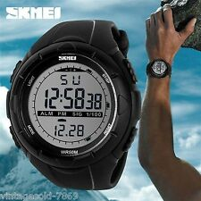 SKMEI 1025  Military Watch S-Shock Digital Sports Watch For Men In BOX PACKING