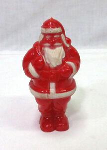 Plastic Santa Claus Lot 48