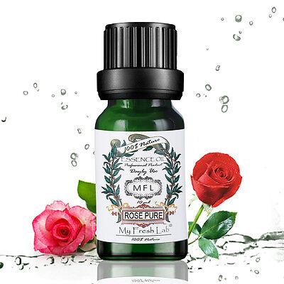 100% Pure Nature Aromatherapy 10ml Essential Oils Choose Fragrance Aroma AU N