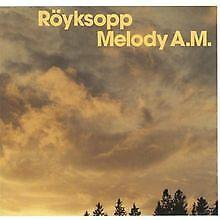 Melody-a-M-von-Roeyksopp-CD-Zustand-gut