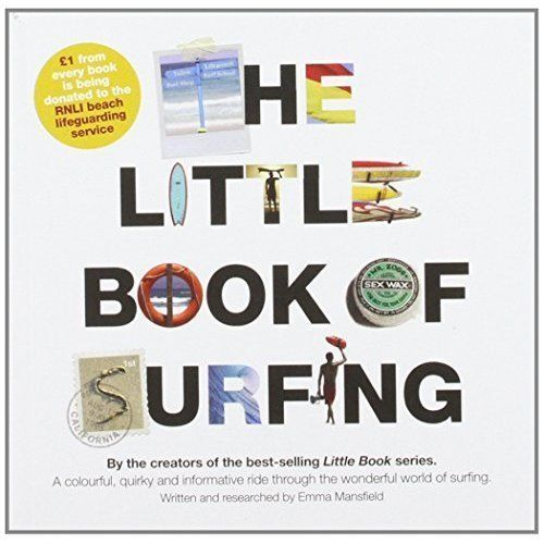 The Little Book of Surfing,Very Good,Books,mon0000151598 MULTIBUY