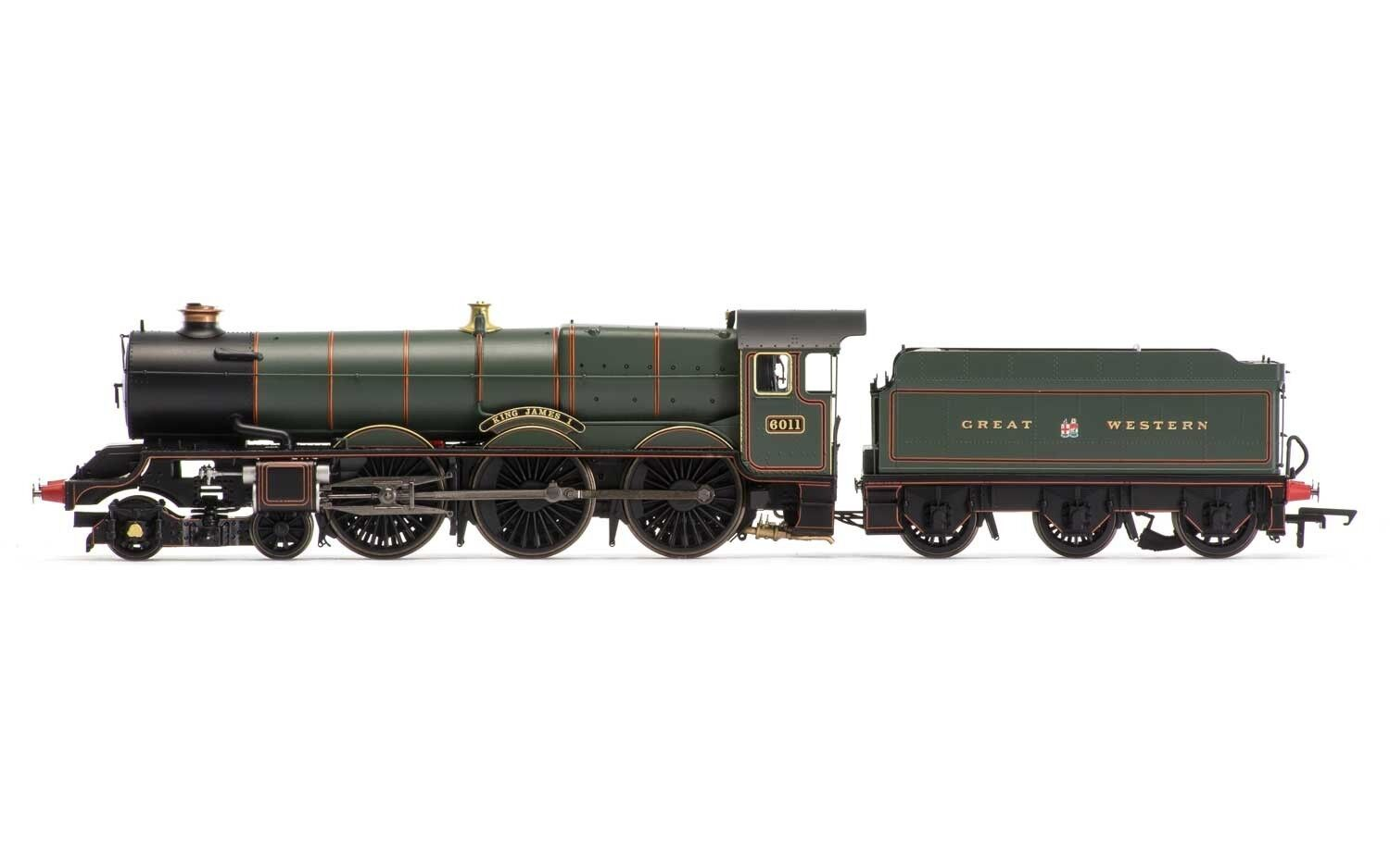HORNBY  - R3331 GWR KING CLASS 'KING JAMES I ' 6011 Brand New & Boxed