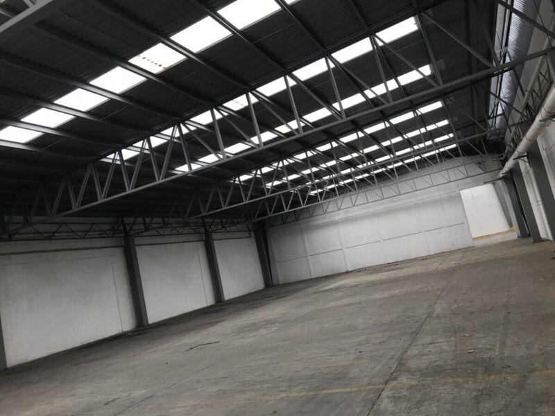 Rento  Bodega Industrial de  3000 m2  en Naucalpan de Juárez