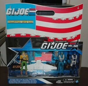Gi Joe Vintage 50e anniversaire M.a.s.s.   Dispositif Duke Cobra Commander Enemy Arah