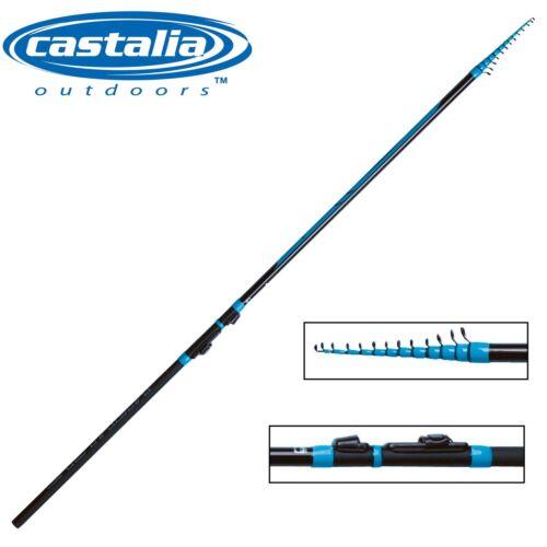 Castalia Trout Pro Tele No.6 4,3m 15-30g Tremarella Rute Teleskop Forellenrute