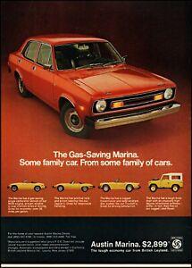 1974-Austin-Marina-car-4-automobile-models-rover-vintage-photo-Print-Ad-ads36
