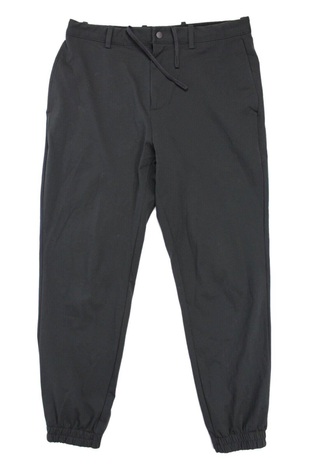 UNIQLO Stretchhose schwarz Hose Größe M