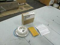 Simplex True Alarm Smoke/heat Sensor Base Pid 4098-9787 P/n 0677058 (nib)
