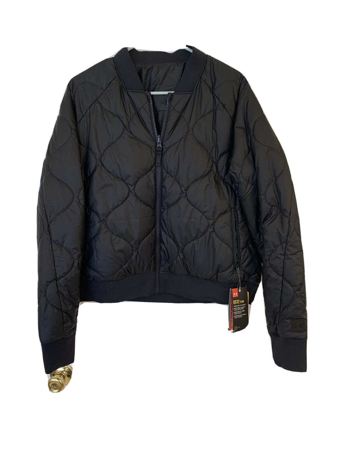 Under Armour Womens Unstoppable Reactor Bomber