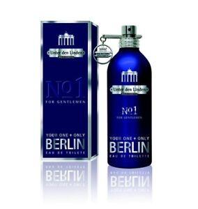 Unter-den-Linden-Berlin-N-1-FOR-GENTLEMEN-Eau-de-Toilette-Spray-100-ml-Neuware