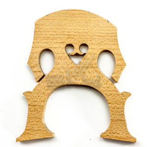 SKY-High-Quality-Fitted-Maple-Bridge-for-Cello-Viola-Violin-All-Sizes