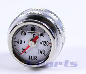 RR Öltemperatur Anzeige Ölthermometer Direktanzeiger Kawasaki ZX-12R ZX-9R KL250
