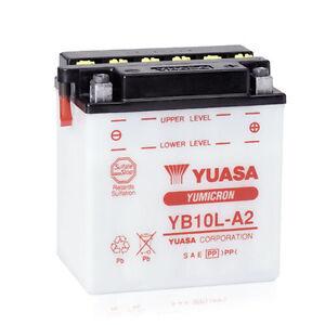 Batterie-Yuasa-moto-YB10L-A2-SUZUKI-GT550J-K-L-M-92