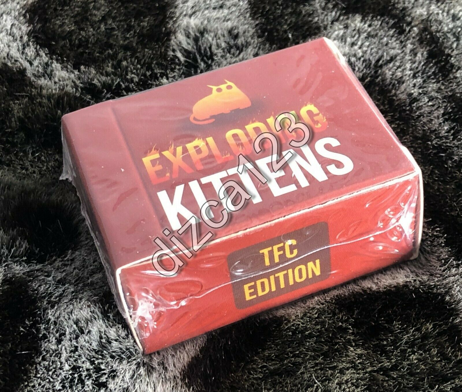Exploding Kittens TFC edizione autod gioco (Tiny F..ing autods)  Version Sealed nuovo  marchio famoso