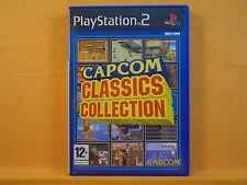 ps2 CAPCOM Classics Collection Vol 1 Volume One Playstation 2 PAL UK Version