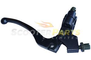Black clutch lever part for 80cc 85cc 100cc yamaha yz80 for 100cc yamaha dirt bike