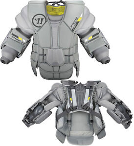336a3f9478d Image is loading Warrior-Ritual-G2-Classic-Pro-Goalie-Chest-Protector-
