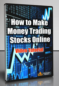 Image Is Loading How To Make Money Trading Stocks Online