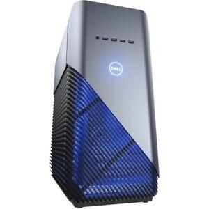 DELL-i5680-5790BLU-Inspiron-5680-Gaming-Desktop-i5-8400-8GB-1TB-GTX-1060-W10H