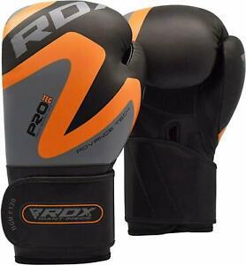 RDX-Leather-Boxing-Glove-Punching-Bag-Muay-Thai-MMA-Training-Kickboxing-Sparring