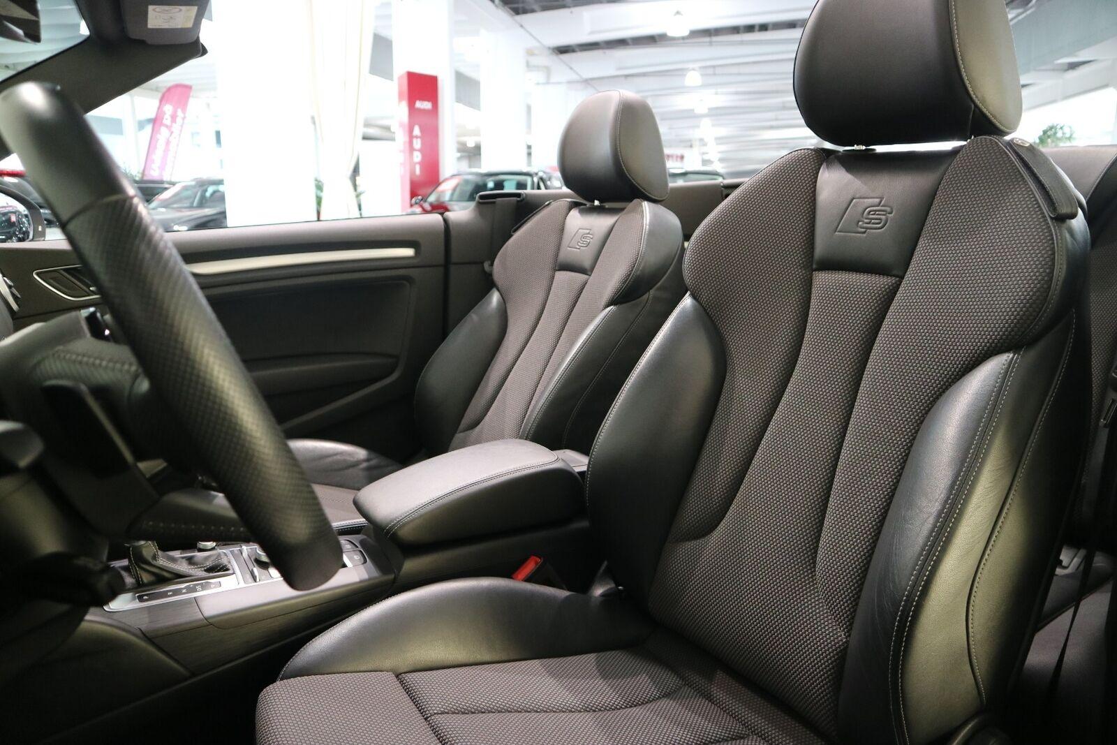 Audi A3 2,0 TDi 150 Sport Cabriolet S-tr. - billede 5