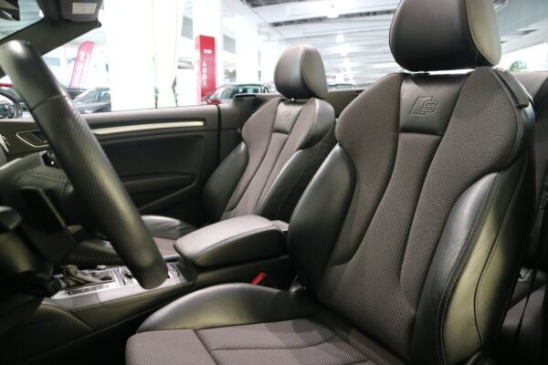 Audi A3 2,0 TDi 150 Sport Cabriolet S-tr. billede 5
