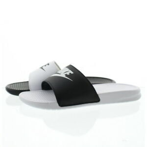 on sale 044a5 5af3f Image is loading Nike-818736-Mens-Benassi-JDI-Mismatch-Athletic-Sandals-