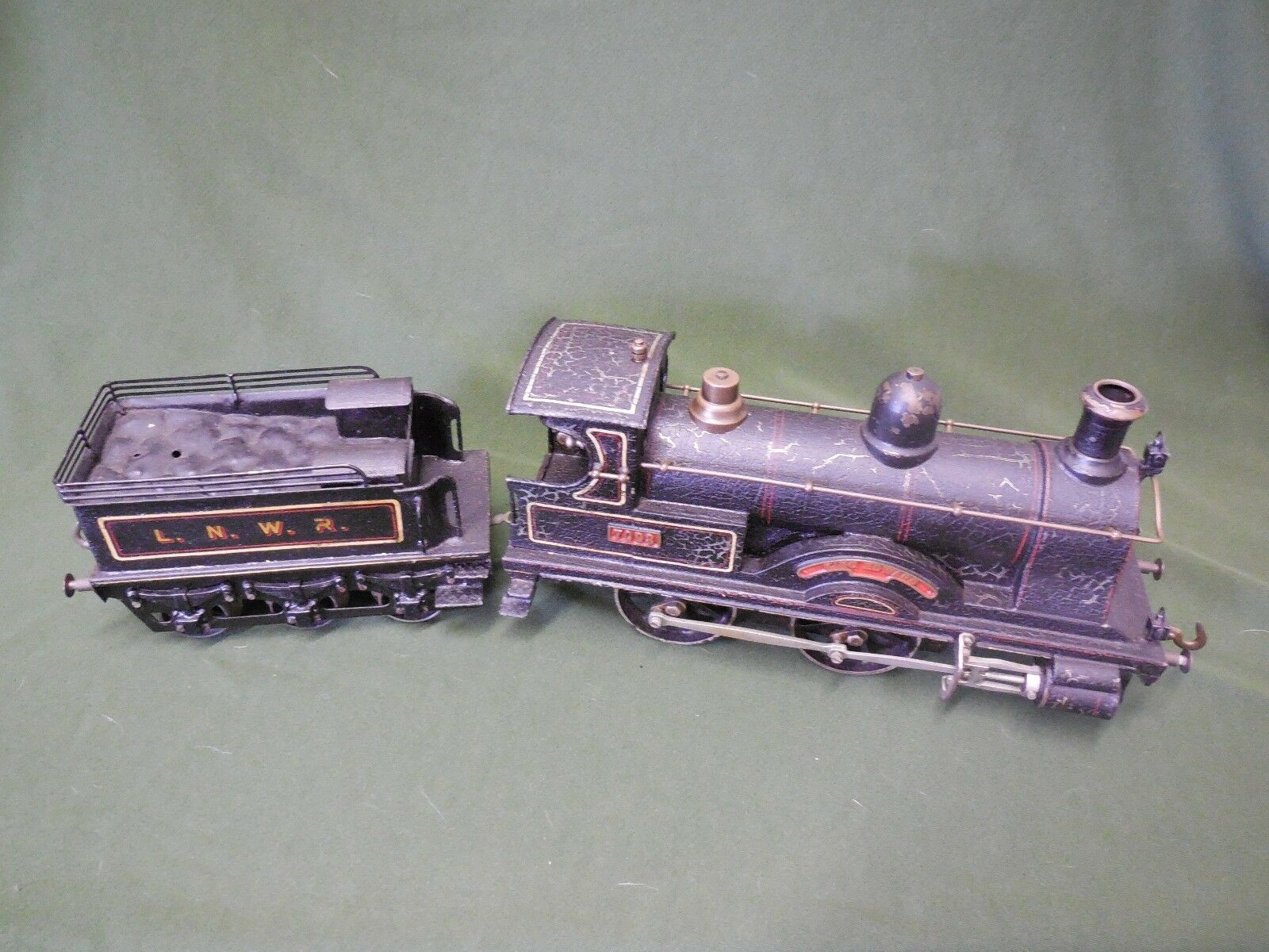 Bing,Gauge 111, King Edward,Loco+Tender,Bellissimo Original Condition