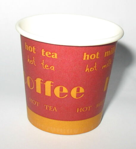 environ 113.40 g 50 jetables Café Espresso gobelets en papier 4 oz 110 ml