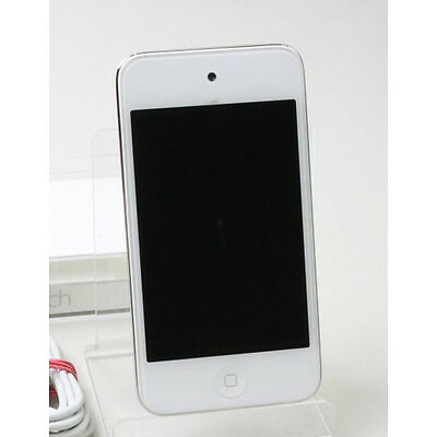 Apple iPod touch 4G Generation Weiß (16 GB)