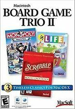 Mac Board Game Trio II Mac OS X, Mac OS X Intel, Mac Video Games
