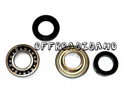 Yamaha Exciter 570 SX EX570SX 1993 Driveshaft Bearings And Seals