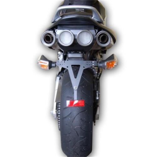 Suzuki GSR 600 BJ 2006-11 Kennzeichenhalter Kennzeichträger kurzes Heck komplett