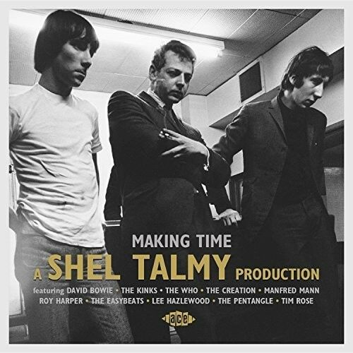 Various Artists - Making Time: A Shel Talmy Production / Various [New CD] UK - I