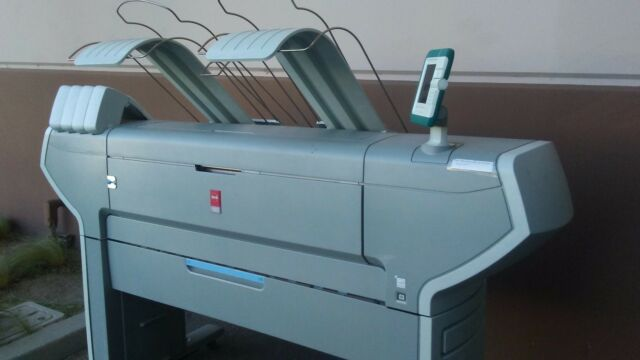 Oce 9400 or TDS 400//600 large format printer new Recovery Seal