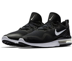 Nike Air Max Fury Men's Running shoes AA5739 001 Black White Msrp  120 NIB