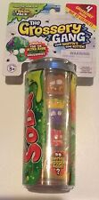 THE GROSSERY GANG 4  PACK Soda Can from the makers of Shopkins