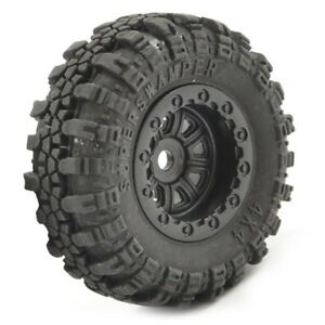 4 FTX Mini Outback 2.0 Super Soft Crawler Tyres FTX9323