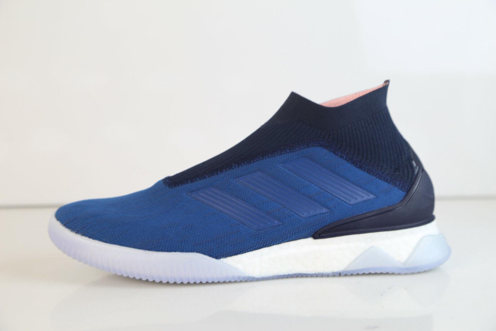 Adidas Projoator Tango 18+ TR Boost Trace Real Azul Negro AQ0605 8-12