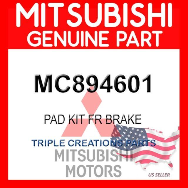 NEW MITSUBISHI FUSO TRUCK OEM BRAKE PAD KIT FE639 FE649 MC894601