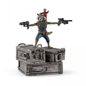 Les-Gardiens-de-la-Galaxie-2-figurine-Rocket-amp-Groot-10-cm-14-Schleich-21514