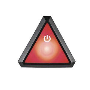 UVEX plug-in LED xb043 - Helmrückleuchte für Quatro/Quatro Pro