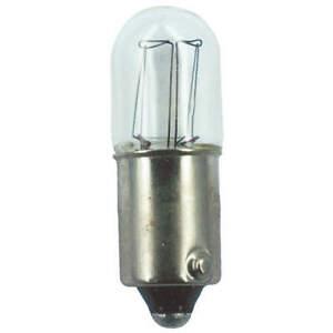 LUMAPRO Miniature Incandescent Bulb,T3-1//4,3W 4VDY2
